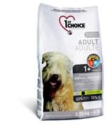 1St Choice - Сухой корм для собак гипоаллергенный (утка с картофелем)