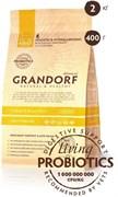 Grandorf - Сухой корм для стерилизованных кошек (4 вида мяса с рисом) Adult Sterilized 4 Meat & Brown Rice