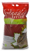 "Canada Litter - Наполнитель комкующийся ""Запах на замке"" для кошек (без запаха) Scoopable Litter"