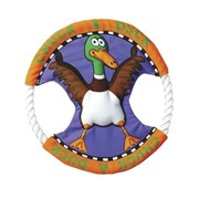 Kitty City - Летающее кольцо «Поймай утку» FATCAT Dog Toy Ring