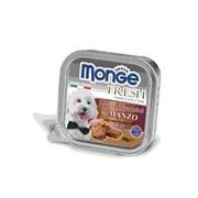 Monge - Консервы для собак (говядина) Dog Fresh
