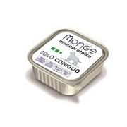 Monge - Консервы для собак (паштет из кролика) Dog Monoproteico Solo