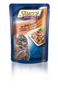 Stuzzy - Консервы для кошек (с лососем) Speciality Cat
