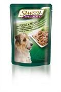 Stuzzy - Консервы для собак (с курицей и ветчиной) Speciality Dog