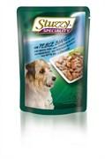 Stuzzy - Консервы для собак (с треской) Speciality Dog