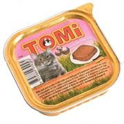 Tomi - Консервы для кошек (телятина с птицей)