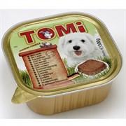 Tomi - Консервы для собак (с ягнёнком)