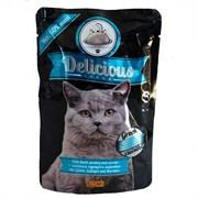 Tomi - Паучи для кошек (греческая кухня) Delicious