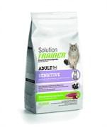 Trainer - Сухой корм для чувствительных и склонных к аллергии кошек (с уткой) Solution Sensitive With Duck