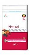 Trainer - Сухой корм для щенков и юниоров средних пород Natural Medium Puppy and Junior