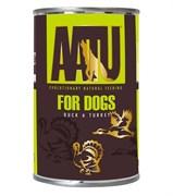 AATU - Консервы для собак (с уткой и индейкой) DUCK & TURKEY