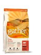 GATHER organic (Petcurean) - Органический сухой корм для кошек (с курицей) Free Acres Chicken
