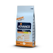 Advance - Сухой корм для взрослых собак крупных пород (с курицей и рисом) Maxi Adult