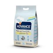Advance - Сухой корм для щенков от 3 нед до 2 мес (с курицей и рисом) Baby Protect Initial