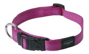 Rogz - Ошейник, розовый (размер XL (43-70 см), ширина 2,5 см) UTILITY SIDE RELEASE COLLAR