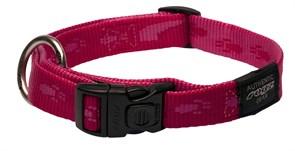 Rogz - Ошейник, розовый (размер XXL (50-80 см), ширина 4 см) ALPINIST SIDE RELEASE COLLAR
