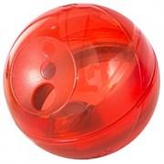 Rogz - Игрушка-кормушка для собак (красный) TUMBLER