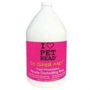 """Pet Head - Кондиционер """"Чудо-Линька"""" для линяющих собак с кокосовым маслом (арбузный), без сульфатов и парабенов"""