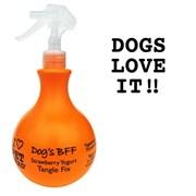 Pet Head - Спрей-уход от колтунов и блеска шерсти для собак (клубнично-йогуртовый), без сульфатов и парабенов