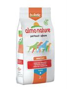 Almo Nature - Сухой корм для взрослых собак малых пород (с говядиной) Holistic Small Beef and Rice