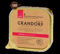 Grandorf - Консервы для собак (телятина)