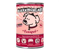 """Barking Heads - Консервы для собак """"Суета вокруг миски"""" (с лососем) Fusspot"""