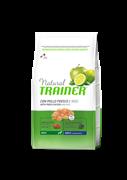Trainer - Сухой корм для взрослых собак крупных пород (с курицей) Trainer Natural Maxi Adult