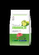 Trainer - Сухой корм для взрослых собак крупных пород (с говядиной и рисом) Trainer Natural Maxi Adult