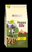 Happy Life (Versele-Laga) - Сухой корм для собак (с курицей и рисом) Adult Chicken