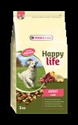 Happy Life (Versele-Laga) - Сухой корм для собак (с ягненком) Adult Lamb