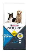 Opti Life (Versele-Laga) - Сухой корм для пожилых собак (с курицей) Senior Medium and Maxi