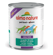 """Almo Nature - Консервы для собак """"Меню с Ягненком"""" Daily Menu Lamb"""