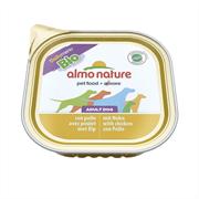 Almo Nature - Паштет для собак (с курицей) Daily Menu Bio-Pate Chicken