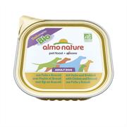 Almo Nature - Паштет для собак (с курицей и брокколи) Daily Menu Bio-Pate Chicken and Brocolli