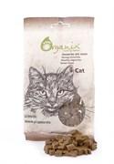"""Organix - Лакомства для кошек """"Зубочистки для здоровья зубов"""" Cat Dental Bites"""