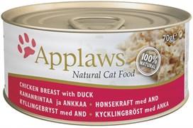 Applaws - Консервы для кошек (с курицей и уткой) Cat Chicken and Duck