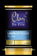 Clan De File - Консервы для собак (ягнёнок) № 61