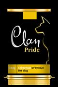 Clan Pride - Консервы для собак (сердечки куриные) № 93