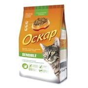 Оскар - Сухой корм для привередливых кошек SENSIBLE