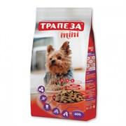 Трапеза - Сухой корм для собак мини пород MINI