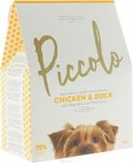Piccolo -  Сухой корм для собак мелких пород (цыплёнок и утка)