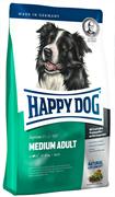 Happy Dog - Сухой корм для собак средних пород Adult Medium