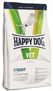 Happy Dog (вет. корма) - Сухой корм для собак при мочекаменной болезни Struvit