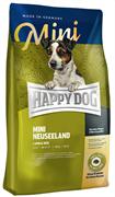 Happy Dog - Сухой корм для собак мелких пород Mini Neuseeland