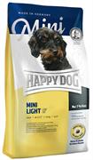 "Happy Dog - Сухой корм для собак мелких пород ""Контроль веса"" Mini Light"