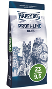 Happy Dog - Сухой корм для собак всех пород Profi-Linie Basic