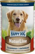 Happy Dog - Консервы для собак (с телятиной и индейкой)