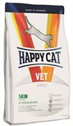 Happy Cat (вет. диета) - Сухой корм для кошек с чувствительной кожей Skin