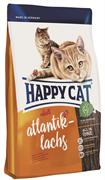 Happy Cat - Сухой корм для кошек «Атлантический лосось» Adult