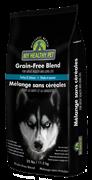 Holistic Blend - Сухой беззерновой корм для собак (с индейкой и лососем)